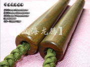 Wuhai dragon portable verawood nunchukus wood manufacturers recommend nunchaku combat Bruce Lee send dragon stick sleeve