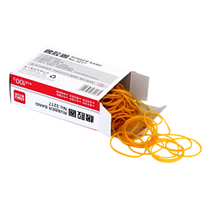 Powerful-rubber ring 3217 (100g box) sinew Rubber Band toughness Good tensile strength durable