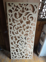 Hollow carved plate partition background porch screen ceiling window factory direct