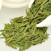 Anji White Tea Longjing Tea 50 grams is better than West Lake Longjing Tea before the New Tea Rain in 2019
