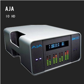 AJA IO HD non-linear editing system HD SD non-card acquisition card external capture card authentic licensed