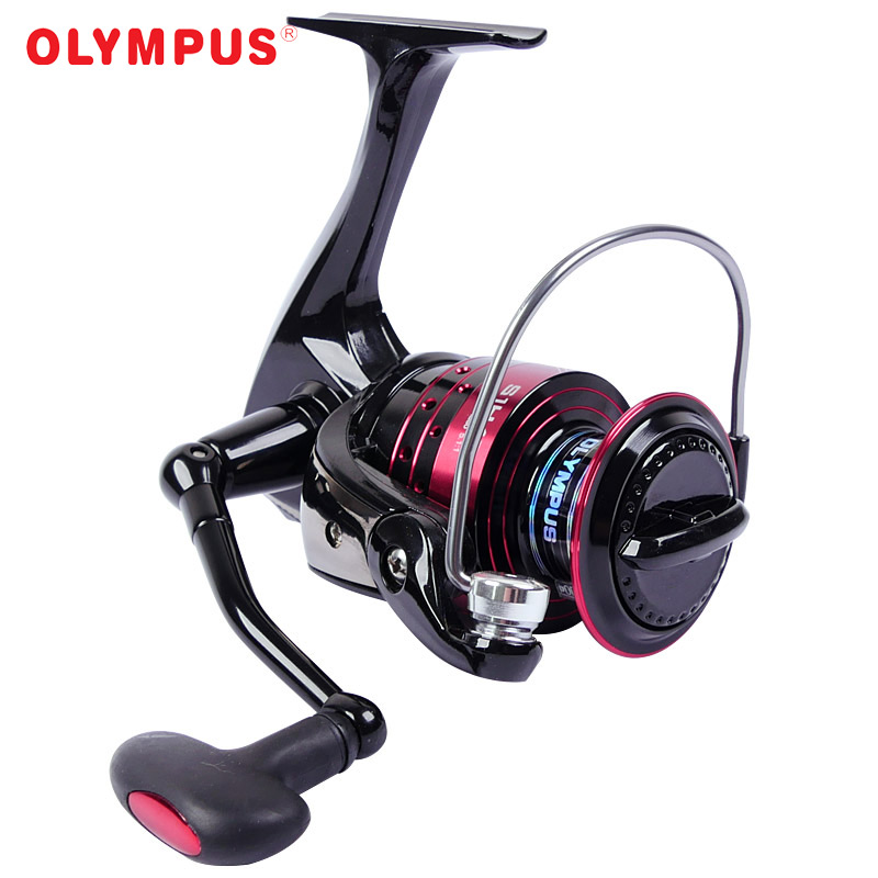 Olympus Soul of War II 1000-5000 front unloading spinning wheel Fishing Reel Fishing Reel Fishing Reel
