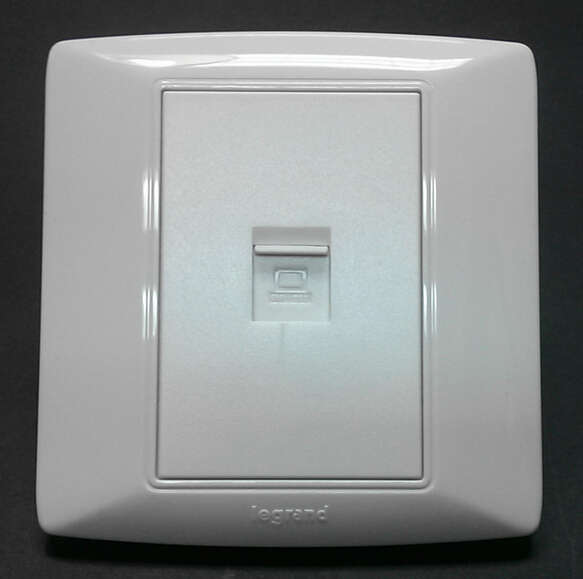 Legrand Midea + Series Computer Outlet/Network Outlet