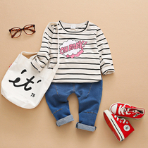 Childrens clothing hang up shooting tiled clothing photography Japanese and Korean model pictures photo Taobao products Still life merchandise online shooting