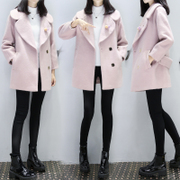 Season 2017 wool coat female clearance