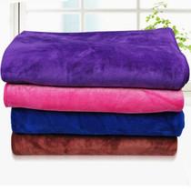 Love Beauty salon Towel barber shop plain water absorbent fiber towel dry hair solid color towel