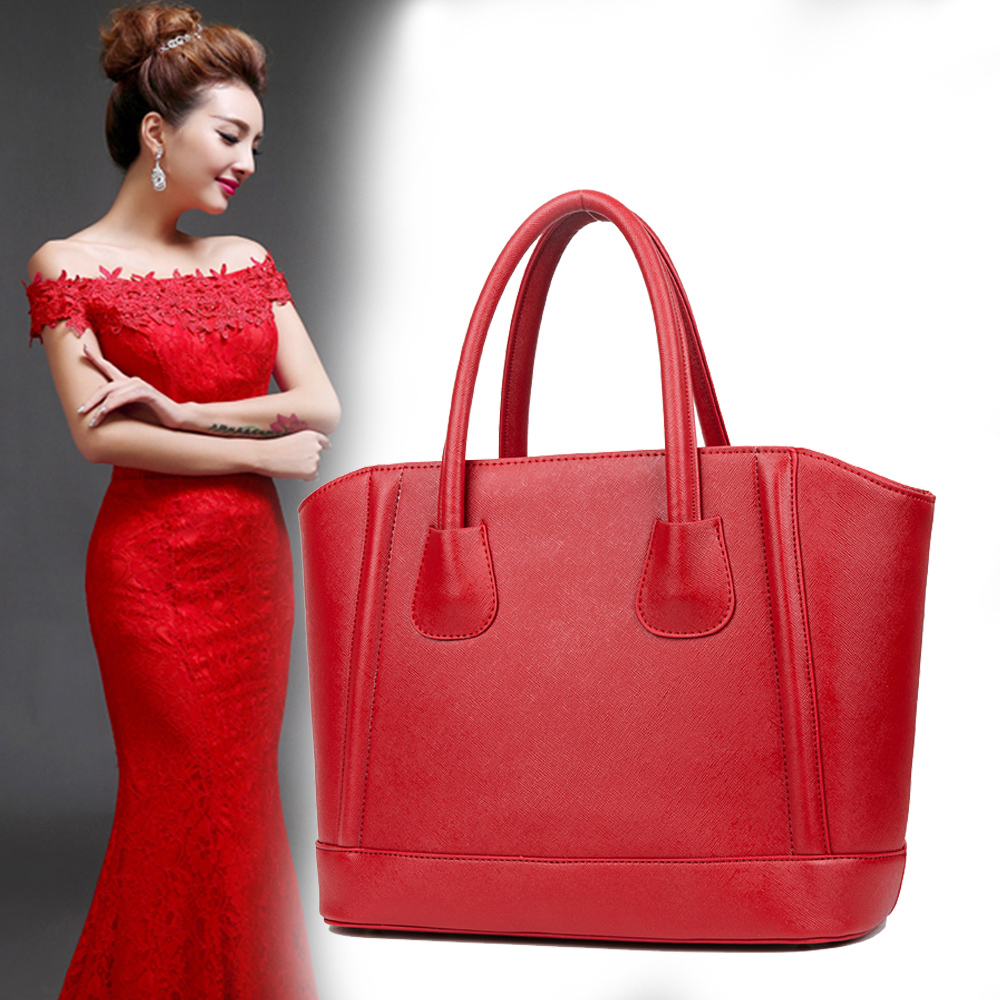 Princess Love Bag Marriage Bag 2019 New Bag Girl Big Red Bag Bride Bag Single Shoulder Bag Slant Bag
