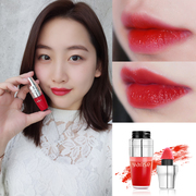 South Korea yaoyaole Lip Glaze Color Lipstick Lip liquid dye paste grapefruit lasting decolorization Moisturizing Lip Gloss