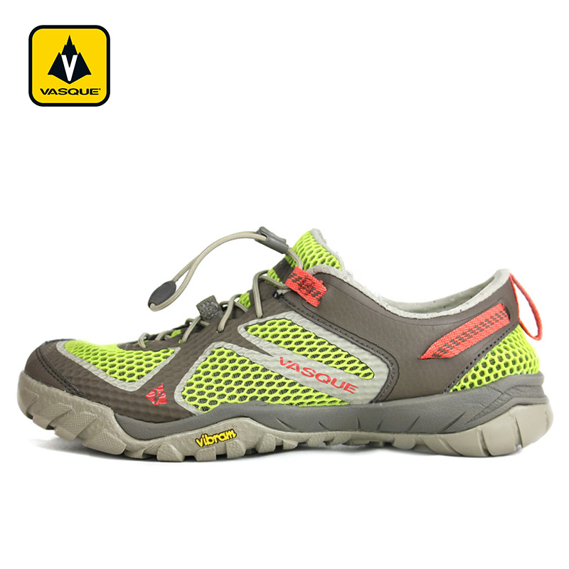 Vasquewis Lotic women's outdoor skid-proof, wear-resistant, breathable, quick-drying casual shoes wading shoes 7051