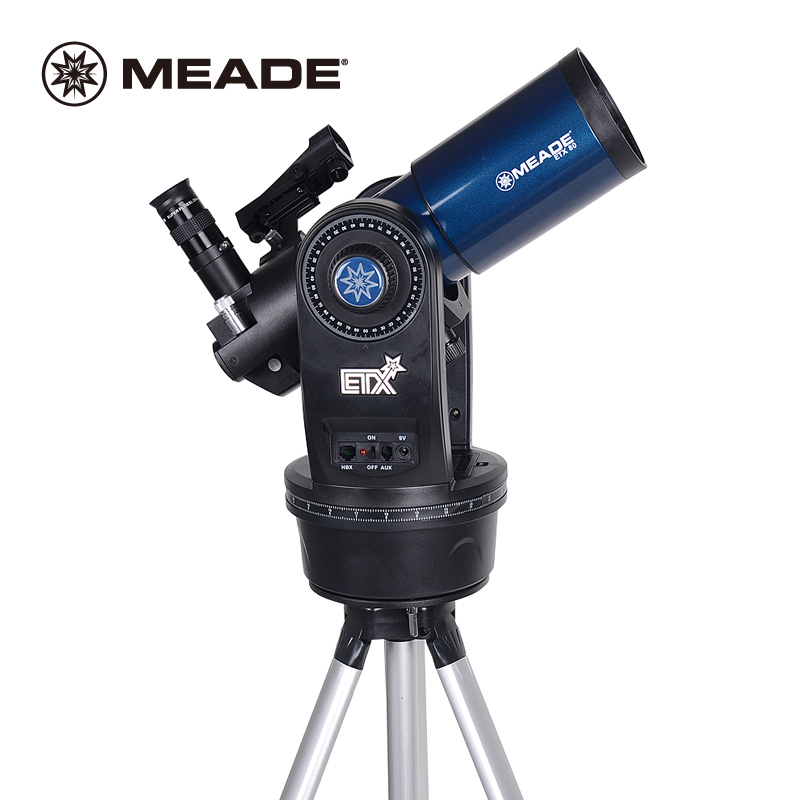 Skywatcher, Meide ETX80 telescope high-definition night vision star 500 professional deep space automatic star search
