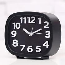 Майер творчески отключает будильник ленивый студент детский маленький будильник будильник спальня прикроватные электронные часы сиденья часы