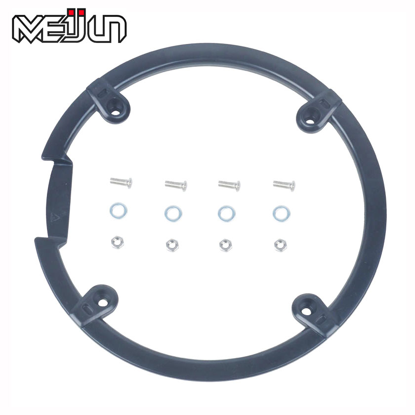 MEIJUN Bicycle Bracket Disc Protector Tooth Disc Cover Large Tooth Disc Cover Tooth Disc Protector Accessories