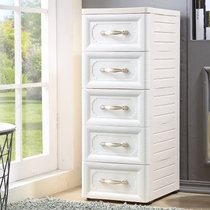 欧式特大号塑料收纳箱盒抽屉式收纳柜子宝宝衣柜婴儿衣服整理箱