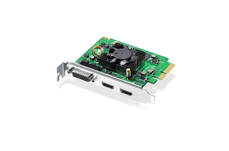 Original Intensity pro 4K capture card