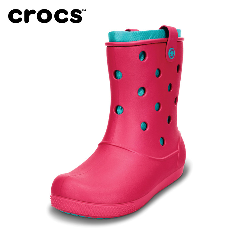 Crocs Luo Chi outdoor shoes kaluoban winter women's boots warm snow boots | 14645Q