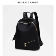 Oxford cloth backpack female Korean all-match nylon bag, wind Mommy simple fashion tide Female Travel Backpack