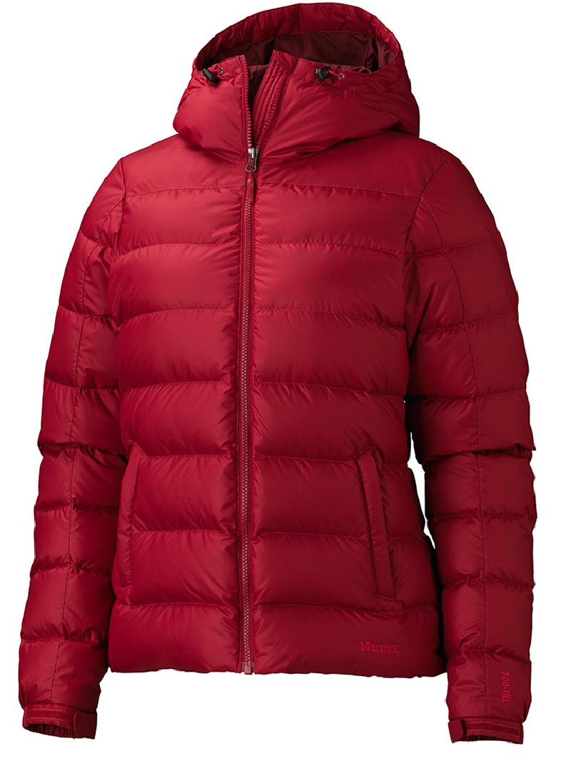 American Direct Mail MARMOT/Ma Mo Shan 78630 Women's Waterproof Fluffy 700 Outdoor Downwear