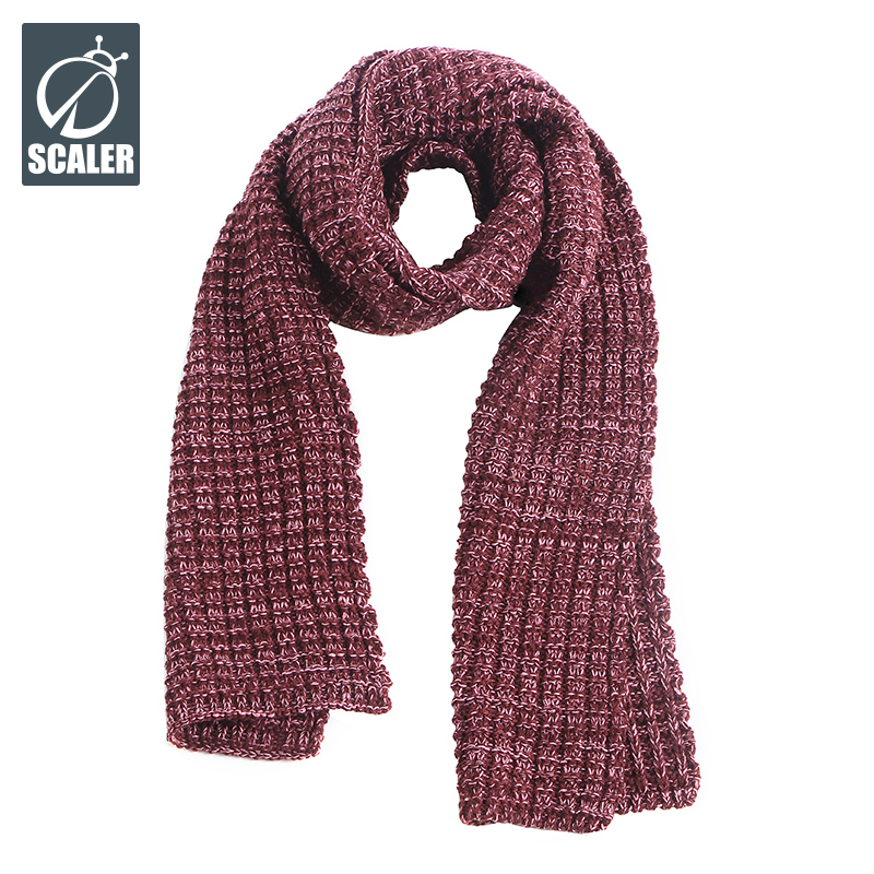 Sika Le outdoor yarn yarn scarf unisex warm and comfortable soft wild windproof warm S7224278