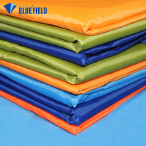 Genuine blue field colorful ultra-lightweight mat cloth outdoor sky curtain with sunshade camping tent mat