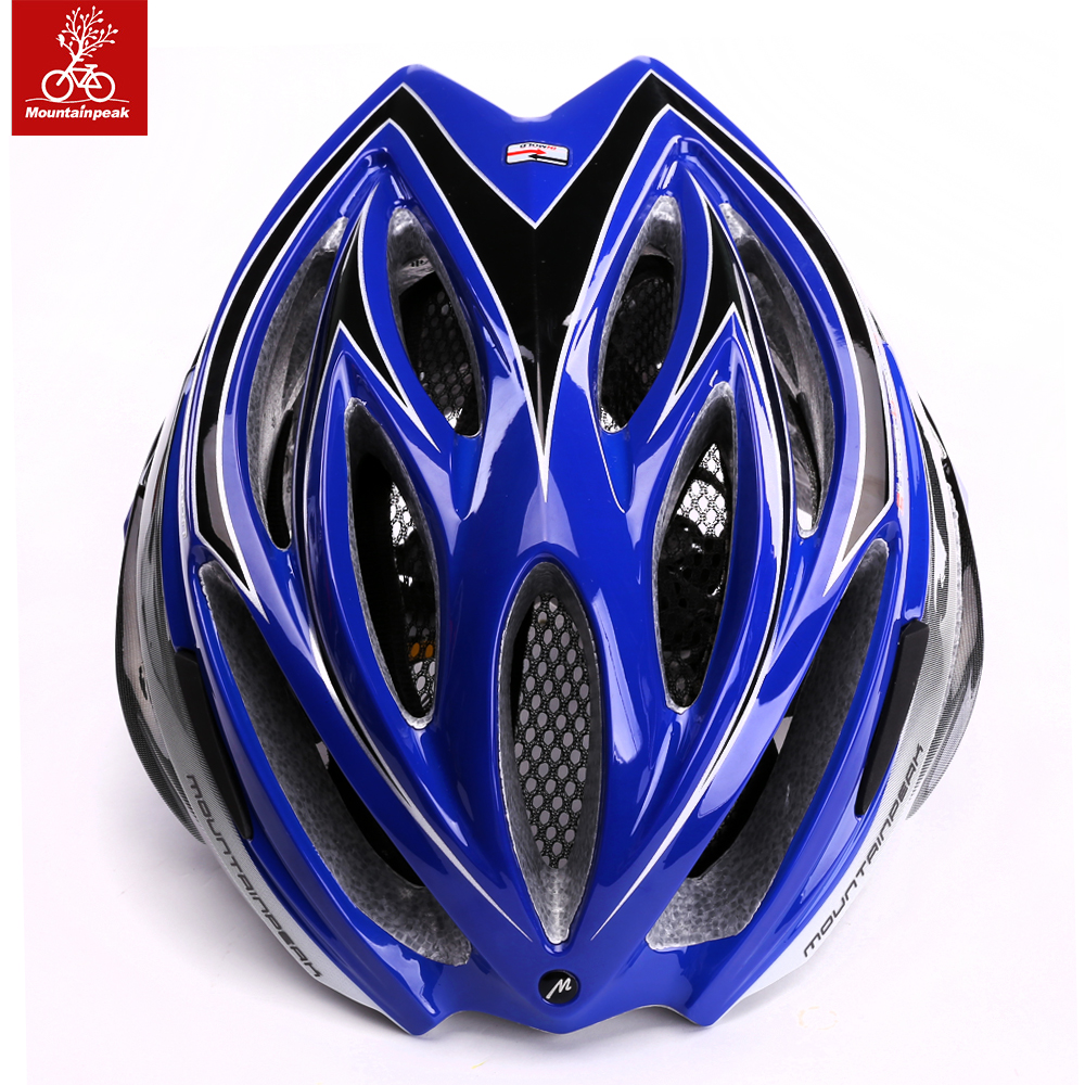 MTP riding helmet integrated male and female mountain bike equipment bicycle helmet riding hat with lamp head