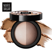 Mary de Jia light trick three-dimensional shadow high light Bronzer small V face nose shadow matte powder brighten