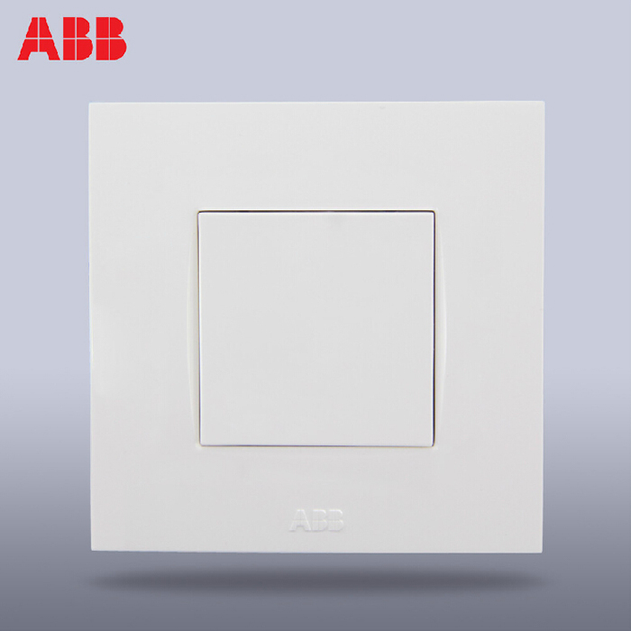 ABB switch socket power panel by art series one / 86 type household blank panel AU50444-WW