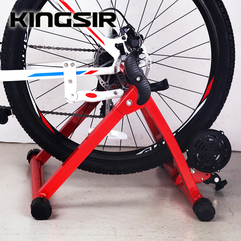 Kingsir bicycle riding platform training table magnetic resistance mountain bike bicycle indoor exercise fitness training platform