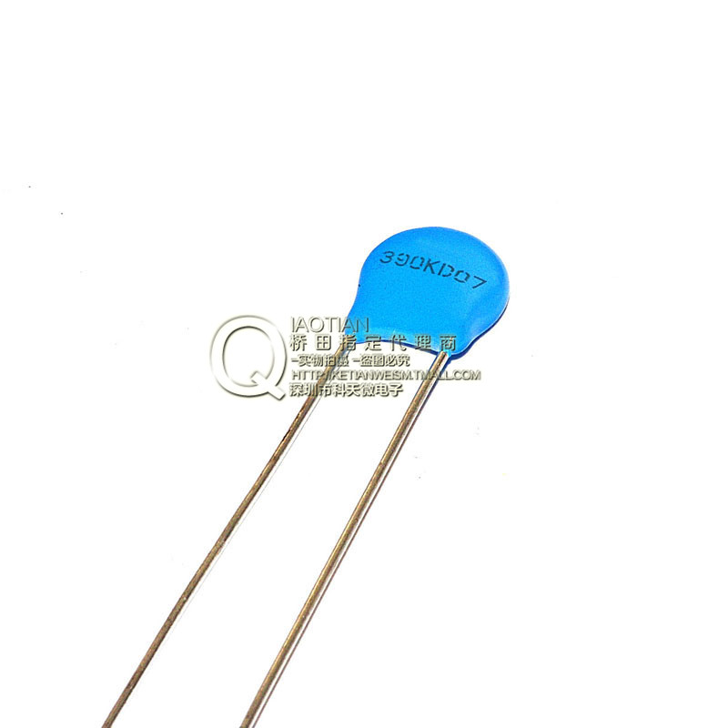 [The goods stop production and no stock] Hashita | Varistors 07D390K (50 pieces)