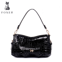 Ms Jin Huli Europe fashion trend crocodile pattern bag