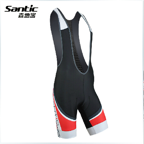 Santicson Dikker's Summer Riding Belt Trousers Cycling Linkage Shorts for Male MC05044