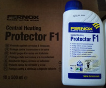 Fenox Fernox F1 Protective agent F2 Muffler F3 cleaning agent F4 sealant Ground Heating radiator