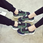 Winter sports shoes ulzzang shoes Korean female students all-match Harajuku lovers shoes casual flat running shoes