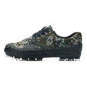 07 male shoe training shoes wear black shoes in the site labor shoes summer air camouflage shoes