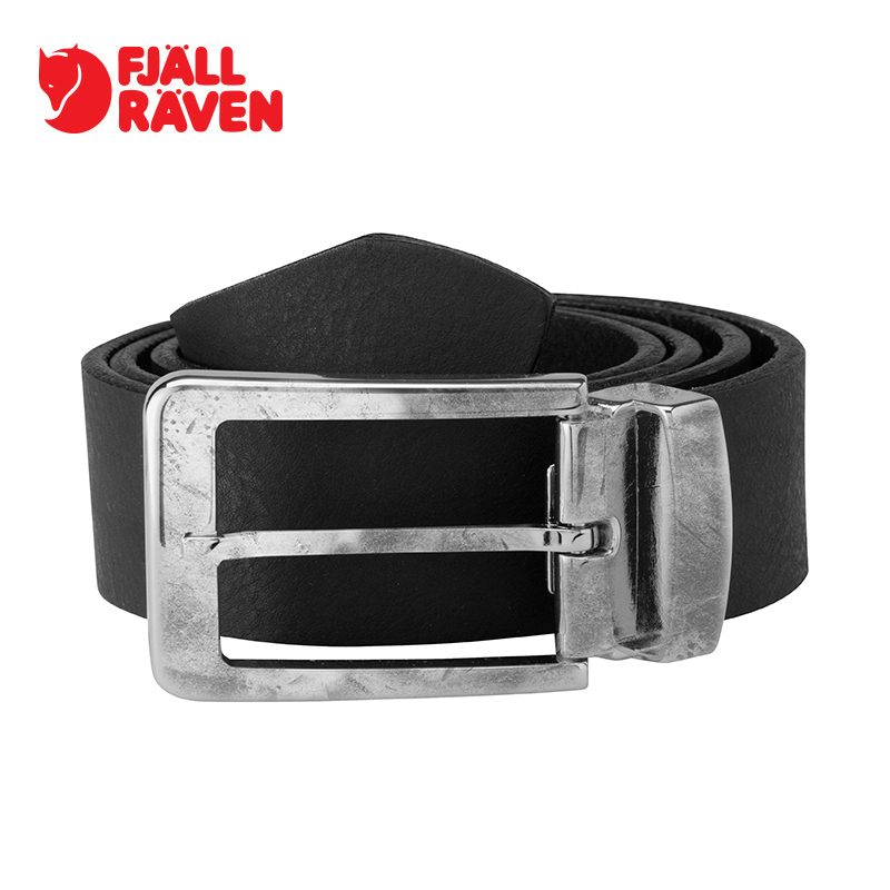 [The goods stop production and no stock]Fjallraven / Arctic fox outdoor leather beautiful wear belt belts can be tailored belt 78227