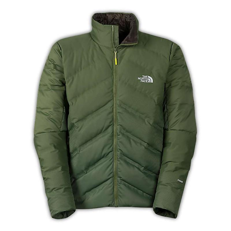 U.S. direct mail The NORTH FACE North 10284617 men's collar fluffy 700 outdoor down jacket