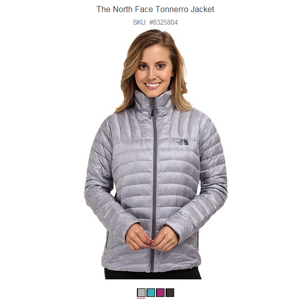Haitao Beijing Spot The North Face Tonnerro 700 Down Dresses Female Down