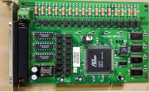 New Adlink PCI-7230 32-way digital input and output machine vision system