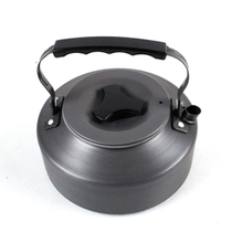 Authentic outdoor camping kettle outdoor teapot portable coffee pot teapot imported materials