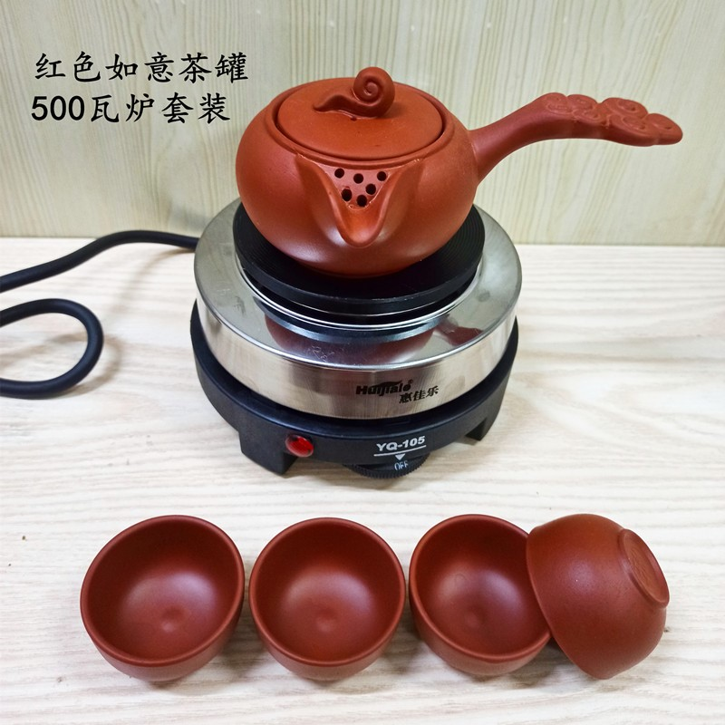 Northwest cans of tea-making tea machine tea-making tea cans Gansu old-fashioned pure hand-made Minnan electric 陜 the West Tianshui fair cup