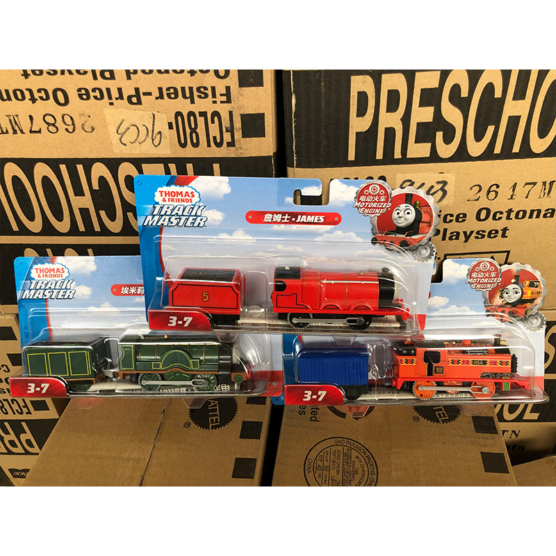 Thomas Little Train and Friends Track Master Series Basic Electric Train Childrens Toys BMK87