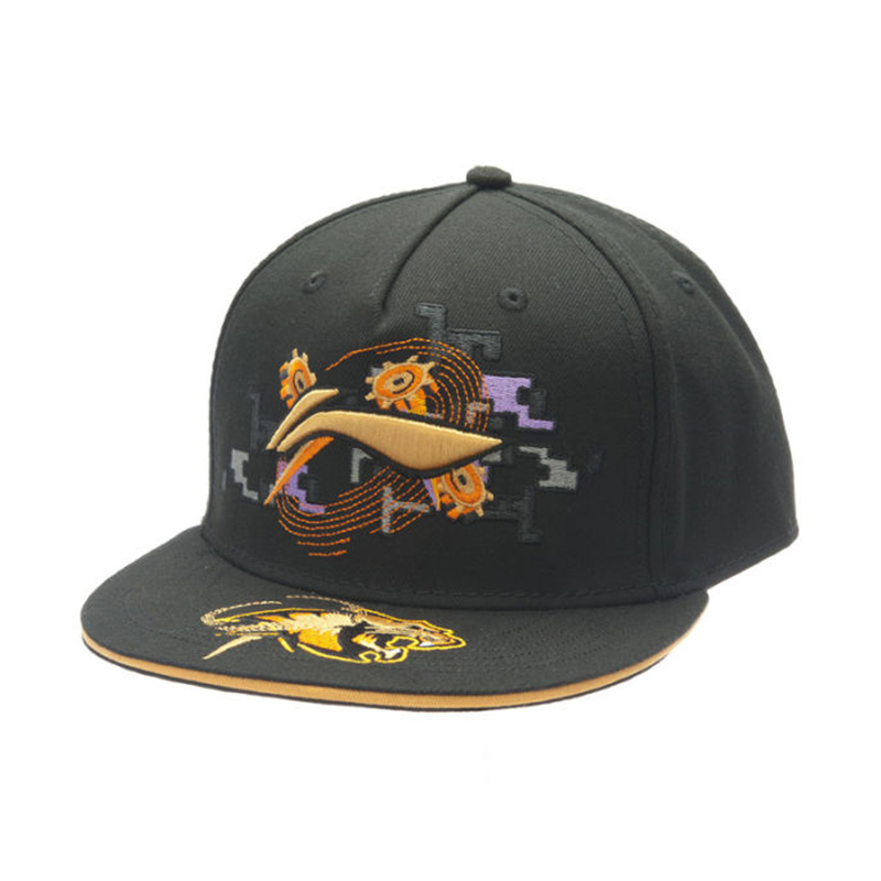Limited Edition Li Ning CBA Championship Winner Cap Basketball Series Flat Cap Fashion Sports Cap AMYK045-2