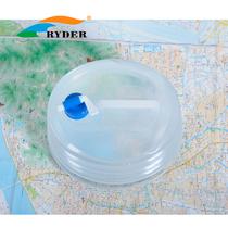 Ryder 15L folding bucket outdoor portable car plastic storage bucket PE food grade water bag kettle