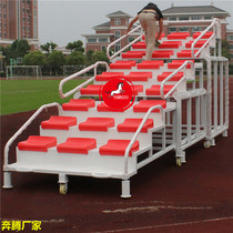 Referee Terrace Venue Mobile End stand Athletics Chronograph school track and field equipment record table various styles