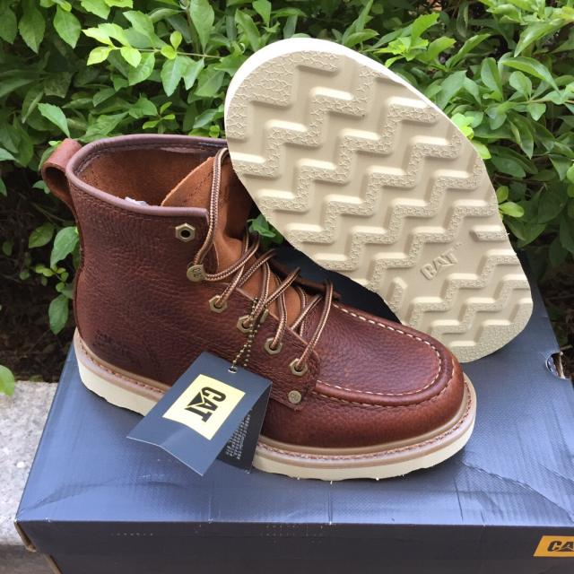 39-45 yards Martin boots big yellow boots foreign trade mens Goodyear head layer cowhide punch shoe workers shoes