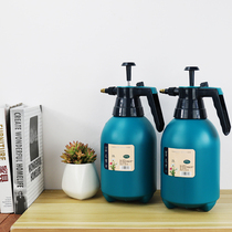 Home gardening watering cans 2L thickening air pressure spray water pouring flower pot pneumatic multifunctional sprinkling kettle Sprayer