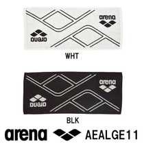 18 years April Japan listed ARENA cotton towel 34 * 80 cm imported Japanese swimming goggles