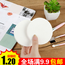 Studio makeup wet powder puff seaweed big big white pounce dry and wet dual-use foundation paste BB Sponge puff single chip wear