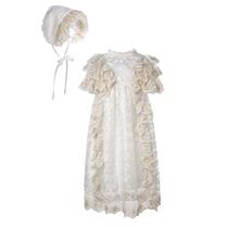 Hanakimi newborn baby lace princess dress