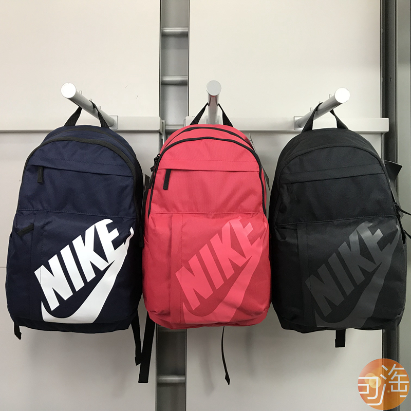 [The goods stop production and no stock]NIKE Nike Shoulder Bag Student Bag Computer Bag Backpack Sports Travel Bag BA5381BA5768