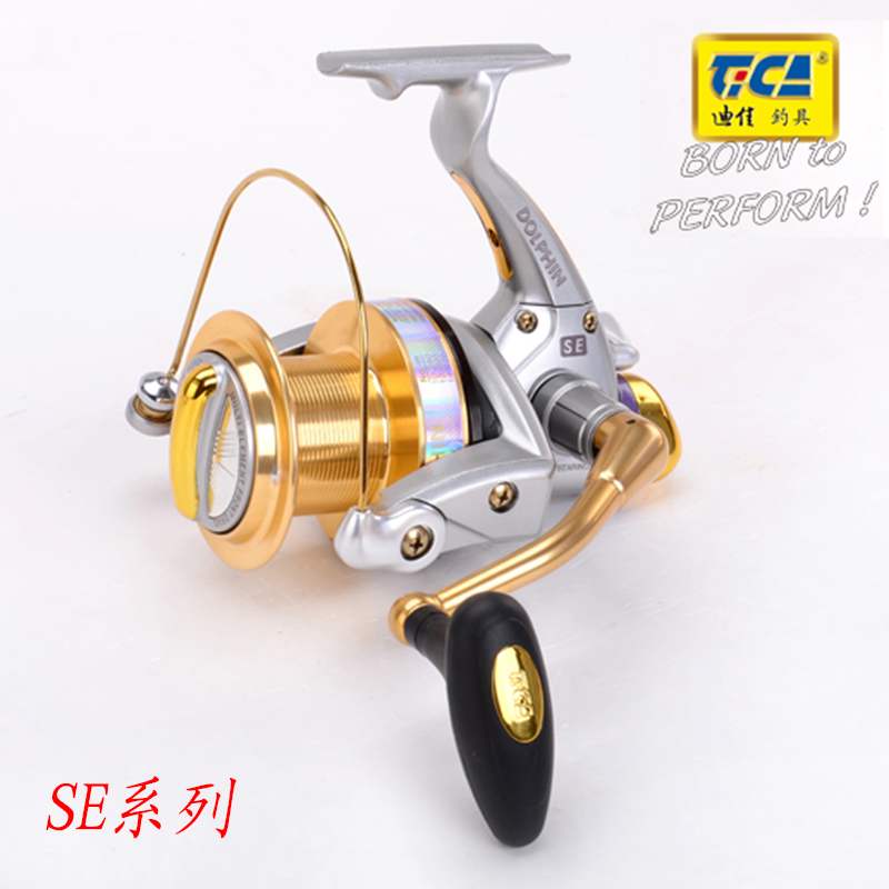 DIJIA SE8000 9000 10000 Fishing Wheel, Sea Wheel, Sea Pole Wheel, Long-distance Drop Wheel, 14 Axis Authentic